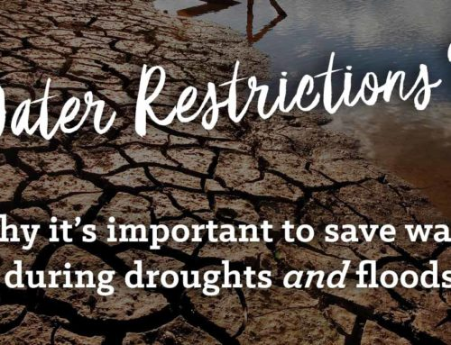 Making sense of water restrictions