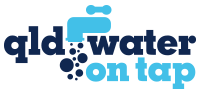 qldwater on tap Logo